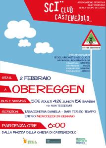 Gita OBEREGGEN 2 FEBBRAIO 2020